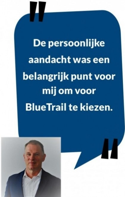 BlueTrail testimonial Luuk